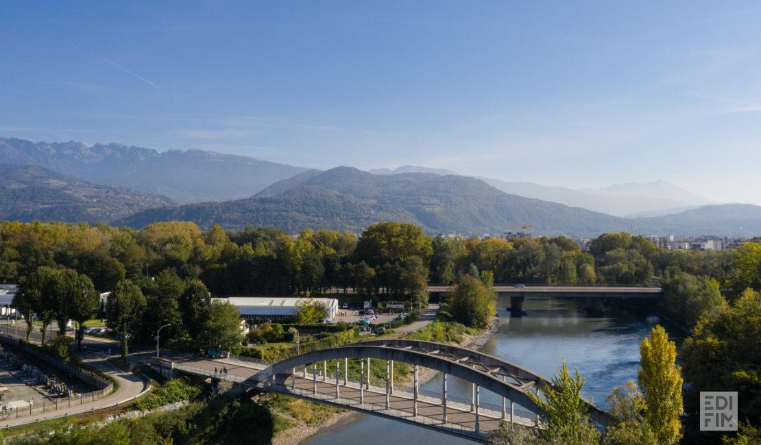 Programme Neuf Grenoble - LE HALAGE | EDIFIM
