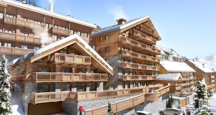 Immobilier Neuf Les Gets - Le Vieux Chêne   EDIFIM