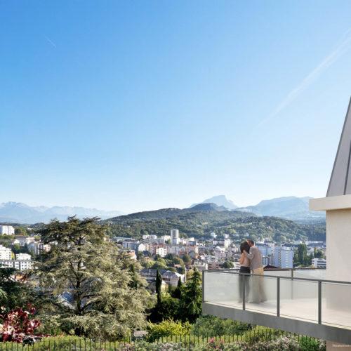 Programme Neuf CONFIDENTIEL - Chambéry   EDIFIM
