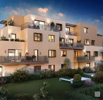 Programme Neuf Divonne-les-Bains - Riviera | EDIFIM