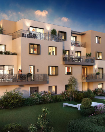 Programme Neuf Divonne-les-Bains - Riviera   EDIFIM