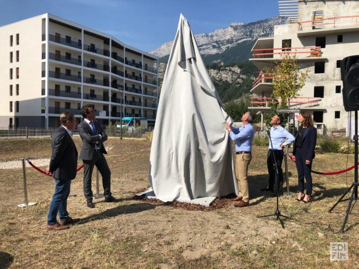 Inauguration 120 Toises - EDIFIM
